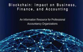 تاثیر فناوری دفترکل الکترونیکی زنجیره ای برکسب وکار، امور مالی و حسابداری