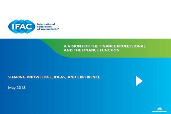 ترسیم چشم انداز و نقشه راه برای متخصصان حرفه ای مالی و کارکرد مالی