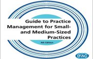 چاپ چهارم رهنمودی بر مدیریت حرفه برای موسسه های حسابرسی کوچک ومتوسط توسط فدراسیون بین المللی حسابداران (IFAC)