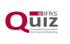 محک دانش درباره چارچوب مفهومی برای گزارشگری مالی