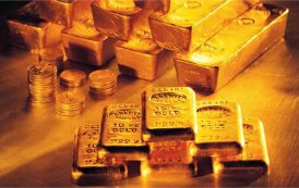 کاهش ۶ دلاری قیمت طلا