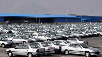 بازار خودرو آرام شد