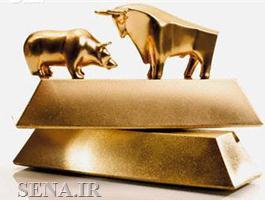 رشد تقاضای طلا، به عنوان یک کالای امن