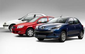 جدیدترین قیمت خودروهای تولید داخل + جدول