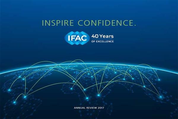 انتشار گزارش سالانه فدراسیون بین المللی حسابداران