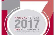 انتشار گزارش سالانه بنیاد استانداردهای بین المللی گزارشگری مالی