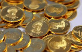 حباب ۴۰۰ هزار تومانی قیمت سکه در بازار