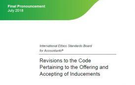 بیانیه نهائی: تجدیدنظر در آیین اخلاقی
