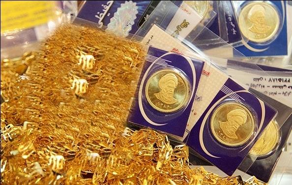 قیمت سکه امروز افزایش یافت