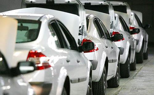 بازار خودروهای تولید داخل + جدول قیمت