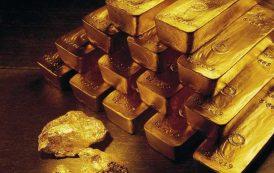 کاهش قیمت طلا از سرگرفته شد